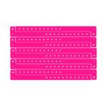 pink-vinyl-wristbands-10-sheet-clear